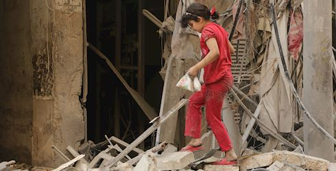 Syria Relief urges UK government to not cut aid