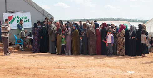 Syrian Refugees Emergency Fund