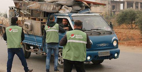 Idlib Emergency #GetAngryAboutIdlib