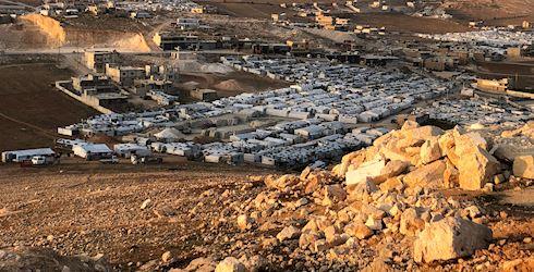 Syria Relief plead for immediate U-turn 67% UK aid budget cut to Syria