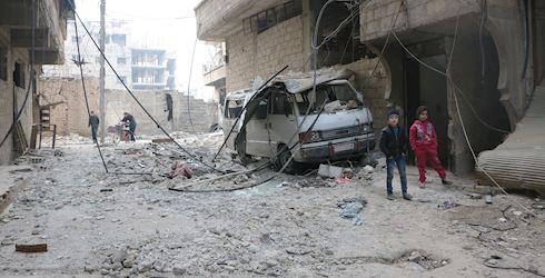 The Normalisation of War Crimes in Syria