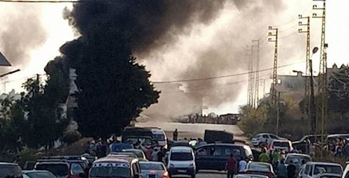 Explosion in Lebanon kills 20 people