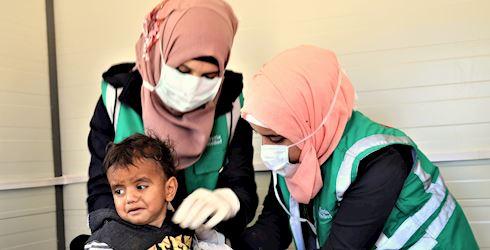 COVID-19 Emergency Declared In Syria