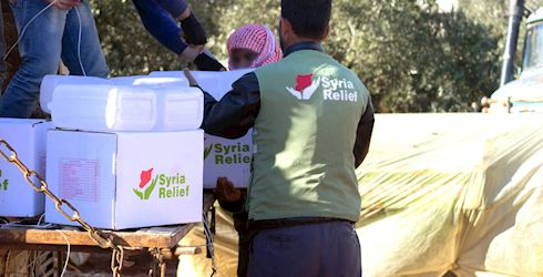 Syria Relief welcomes renewal of cross border aid into Syria for 12 months