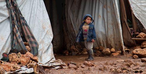 Rebuild A Syrian Village